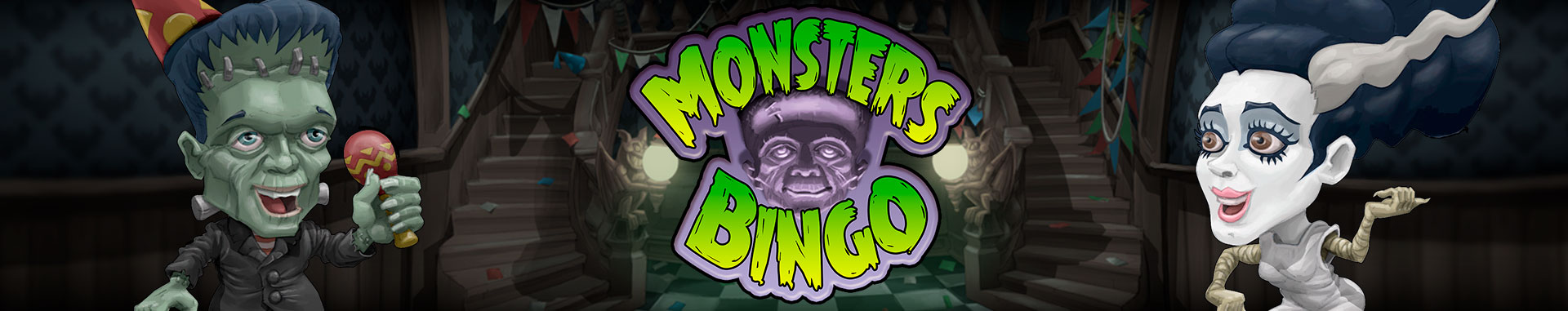 Spiele Monster Bingo - Video Slots Online